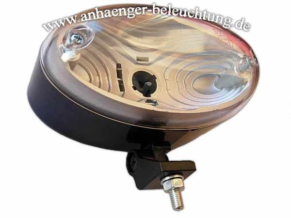 Rückfahrscheinwerfer mit Befestigungsgelenk Oval