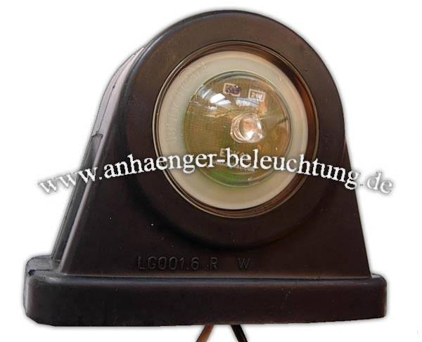 LED Begrenzungsleuchte 12-30V
