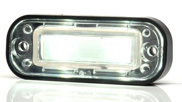 LED Kennzeichenleuchte Einbauleuchte 12-24V
