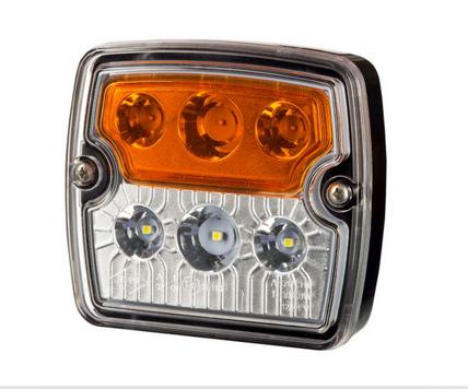 LED Blink- Positionsleuchte vorne 12/24V