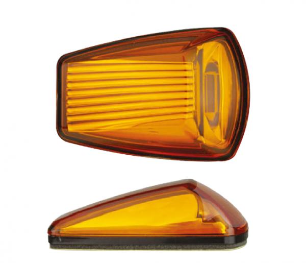 LED seitlicher Blinker für Heavy Duty Vehicles 9-32 Volt