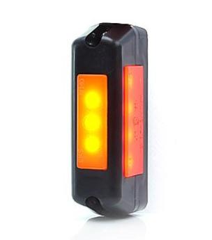 LED NEON Begrenzungsleuchte mit Seitenmarkierungsleuchte