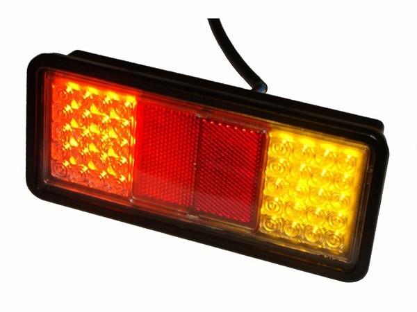 SIM Bajonett 3-Funktion LED Leuchte 12-24V