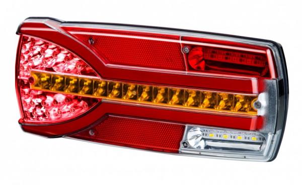 LED NEON Rückleuchte Links Lkw, Dynamischem Blinker