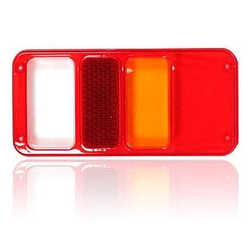 Glas recht mit Rückfahr. für Art. P103 -Variante 1