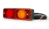 _ LED Anhänger Leuchte, Rückleuchte 3-Funktion 12V und 24V