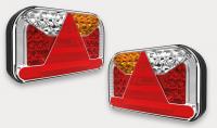 _ LED NEON Anhänger -Leuchten 7 und 6 Funktion 12-36V Paar-1