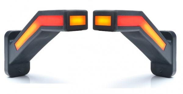 LED NEON Begrenzungsleuchten mit Dynamic Blinker