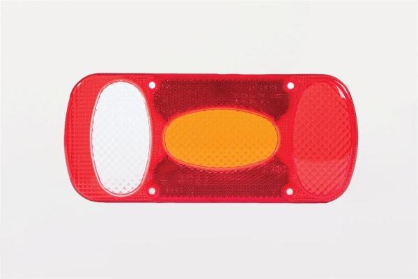 Ersatzglas rechts (rot) für Art. P668 u. P0011