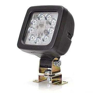 LED Arbeitsleuchte mit Rückfahrlicht 10-35V 1300 lm