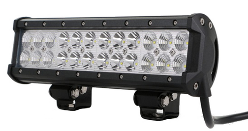 Arbeitslicht Panel 18x3W LED 72W 305mm 7200Lm