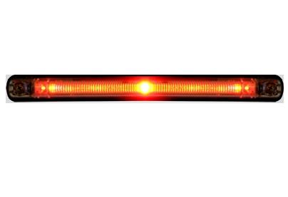 STAB LED Umrissleuchte Rot Lichtleittechnik