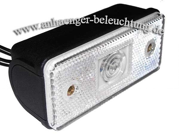 LED Positionsleuchten Weiss