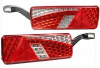 _ LED Rückleuchten LKW Anhänger, Umrissleuchten 10-30V