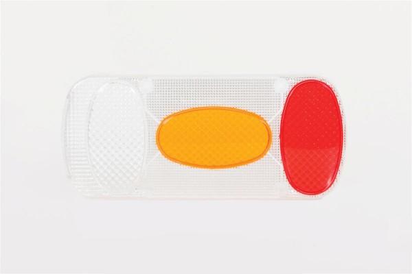 Ersatzglas rechts (weiß) für Art. P668
