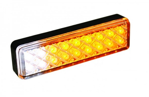 LED Blink-Positionsleuchte vorne 12V-24V