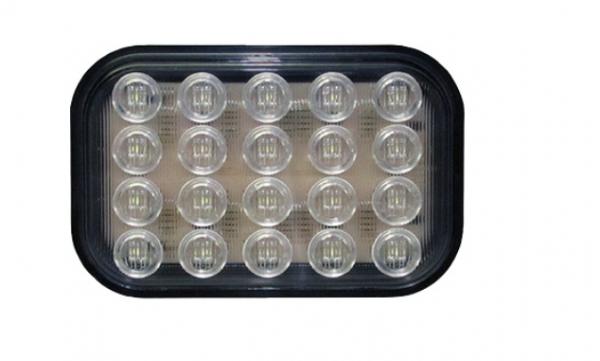 Rückfahrscheinwerfer Modul LED horizontale Montage