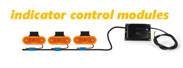 Blink Relais für Seitenmarkierungsleuchten 12V-24V 20W