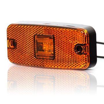 LED Seitenmarkierungsleuchte Aufbauleuchte 12V-24V