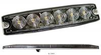 _ LED Warnlicht, Blitzlicht Rot 6 LED 10-30V-1