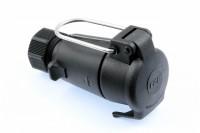 _ Kupplungsdose, 7-polig, Kunststoff Kabelsteckdose-1