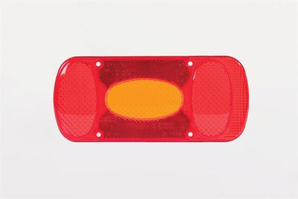 Ersatzglas links (rot) für Art. P668 u. P0011