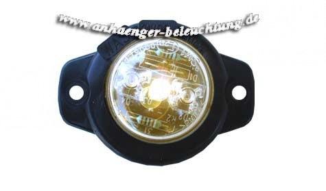 LED Seitenmarkierungsleuchte Gelb