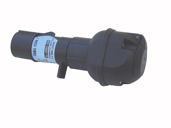 Beleuchtungs Wandler Adapter 24V 7-Polig auf 12V 7-Polig
