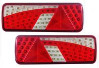 _ LED Rückleuchten LKW Anhänger 10-30V