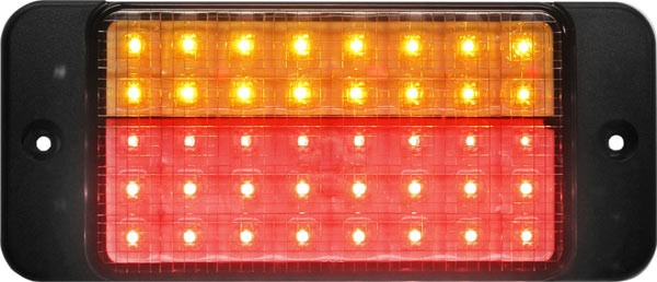 Nutzfahrzeuge, Anhänger 3 funktion LED Rückleuchte