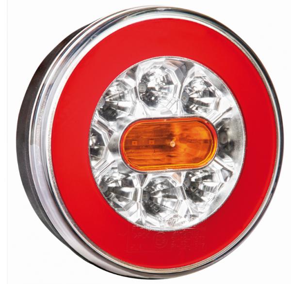 NEON Effekt - Universal- LED-Lampe 12-24V