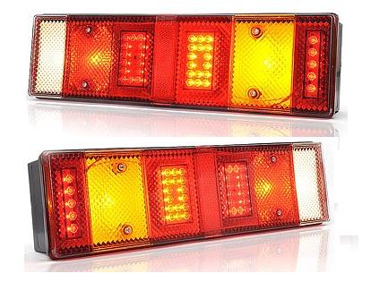 LED - Glühbirne Rückleuchten Bajonett, Stecksystem