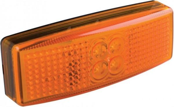 Led Seitenleuchte Orange, Led Umrissleuchte Gelb 12-24V