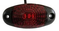 _ LED Umrissleuchte Rot Oval 12-30V-1
