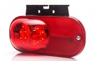 _ LED Positionsleuchte Rot 12-24V-1
