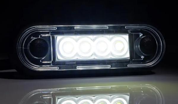 LED Begrenzungslicht vorne mit Unterlagen 12-36V