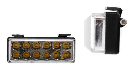 Pkw / LKW Tagfahrleuchte 1stück LED 12V-30V