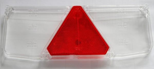 Glas, passt für Rechte Leuchte PP2058ND