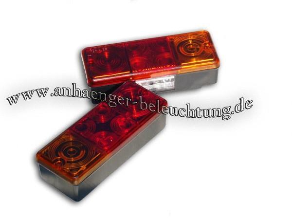 Heckleuchten, 3-Kammer Radex 8100