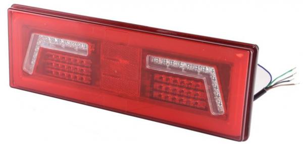 LED, NEON Rückleuchten für Zugfahrzeuge 12/24V