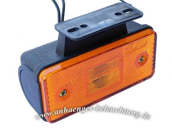 LED Seitenmarkierungsleuchten mit Gehäuse