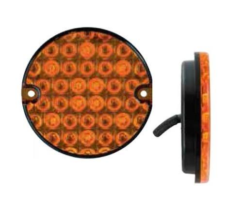 LED Blinker, Fahrtrichtunganzeiger 95mm, für 12V und 24V