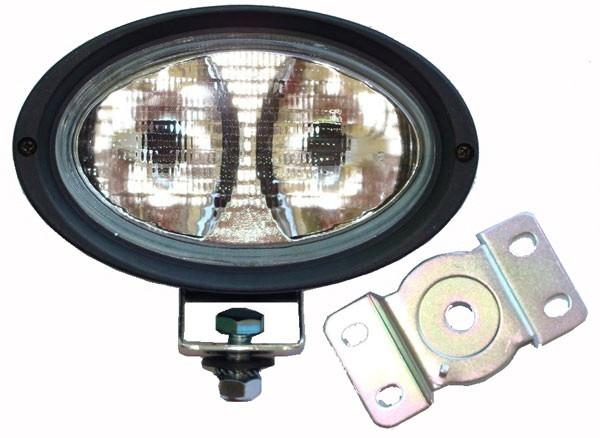 Arbeitsscheinwerfer mit Doppeltn Reflektor