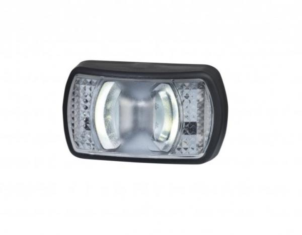Vordere Umrissleuchte Weiß LED 12-24V