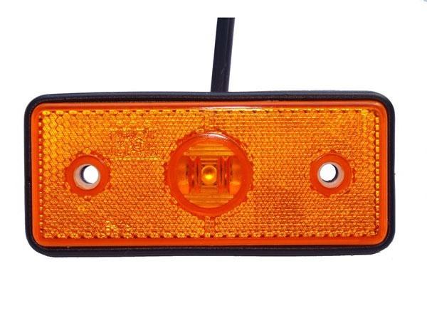 LED Seitenmarkierungsleuchte, Seitenleuchte 12V-24V