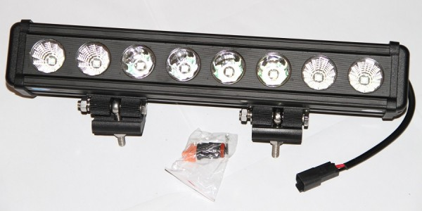 Panel LED mit Power Led 8x10W/80W 6800Lm