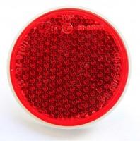 _ Rückstrahler Rot mit Schraube 85mm-1