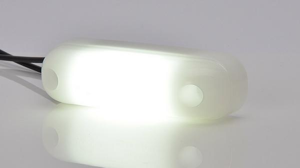 LED Vorn-Leuchte Neon-Effekt Weiß 12V und 24V