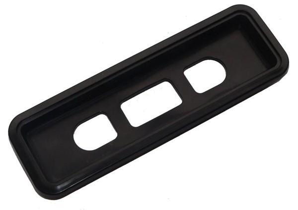 Gummitülle für Led Rückleuchten 135mm, Slim-Line