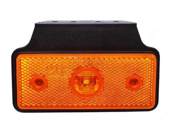 Seiten-, Seitenmarkierungsleuchten Winkel LED 12V-24V